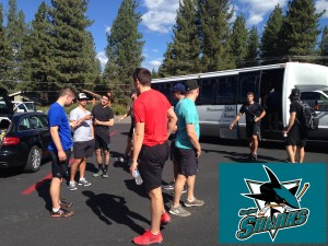 San Jose Sharks Hockey team