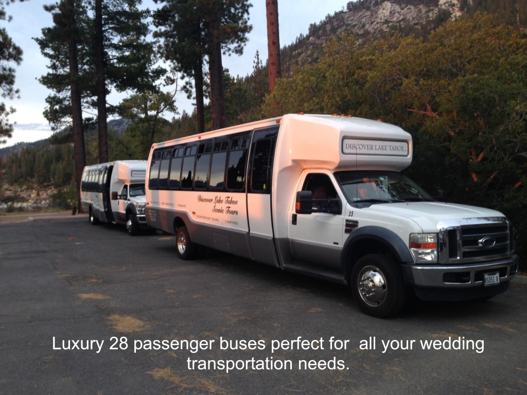 Wedding shuttle