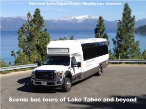 Discover Lake Tahoe tours