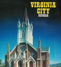 Virginia City Church